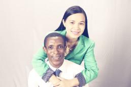 Raphael & Relie Nyatuame