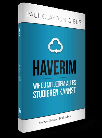 Buch Cover von Haverim
