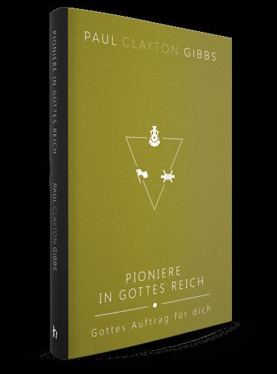 Buch Cover von Pioniere in Gottes Reich