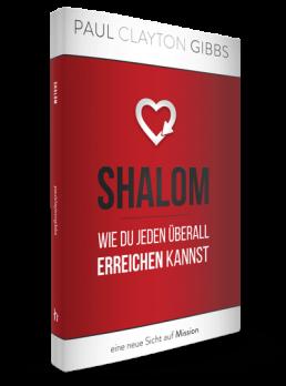 Buch Cover von Shalom